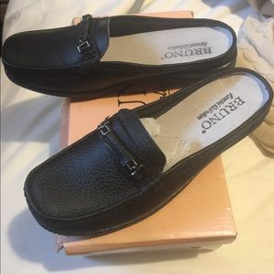 ⛄️Real leather driving shoes or slides